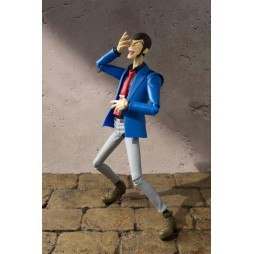 S.H. Figuarts Lupin The 3rd - Lupin III - The Italian Game Lupin - SH Figuarts - Action Figure