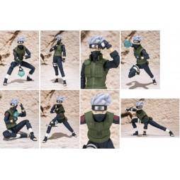 S.H. Figuarts Naruto: Hatake Kakashi Tamashi Web Exclusive Action Figure