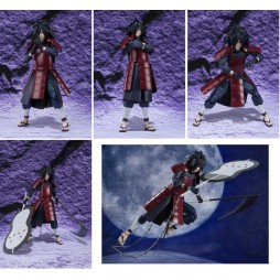S.H. Figuarts Naruto: Madara Uchiha Tamashi Web Exclusive Action Figure