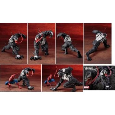The Amazing Spider-Man - Marvel Now - Kotobukiya ArtFX+ 1/10 scale Statue - Pre Painted Model - Venom