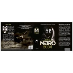 METRO 2034 - Dimitry Glukhovsky - Brossura