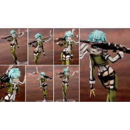 Sword Art Online 2 - Aquamarine - 1/7 Statue - Sinon Re-Run