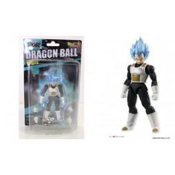 Dragon Ball Shodo - Dragon Ball Super - Vegeta SSJ God SS Action Figure