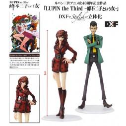 Lupin The 3rd - Lupin III - DX Stylish Figure Vol. 1 - SET
