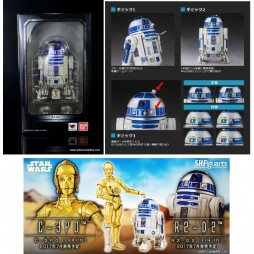 Star Wars - S.H. Figuarts Anniversary - EP.IV - R2-D2 - Bandai