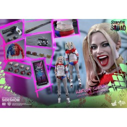 Suicide Squad - Action Figure 1/6 - Harley Quinn - Hot Toys