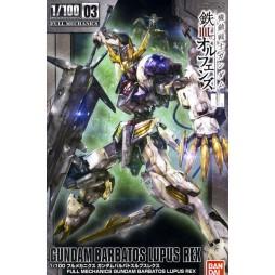 Gundam 1/100 03 - FULL MECHANICS GUNDAM BARBATOS LUPUS REX Regular Iron-Blooded Orphans