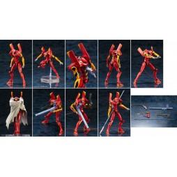 Neon Genesis Evangelion - Plastic Kit - Kotobukiya - Evangelion Type - 02 TV Version