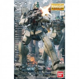 MG Master Grade - RGM-79G GM COMMAND [COLONY TYPE] 1/100 - E.F.S.F. MASS-PRODUCED 1/100 MOBILE SUIT
