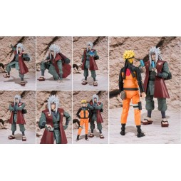 S.H. Figuarts Naruto: Jiraiya Action Figure - Tamashi Web Exclusive