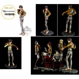 Attack on Titan - L\'Attacco dei Giganti - Ichiban Kuji Shingeki no Kyojin - Jiyu e no Shingeki - Prize A Figure Eren Yae