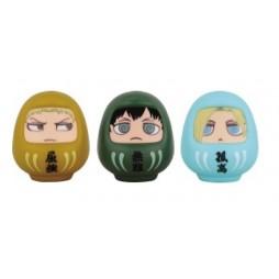 Attack on Titan - L\'Attacco dei Giganti - Ichiban Kuji Shingeki no Kyojin - Jiyu e no Shingeki - Prize H - Daruma Mascot