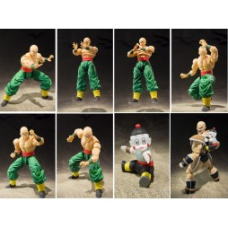 S.H. Figuarts Dragon Ball Z: Tenshinhan