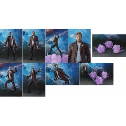 S.H. Figuarts Guardians Of The Galaxy 2 - Star Lord Action Figure