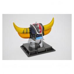 Goldrake - Ufo Robot Grendizer - Goldrake Head - Vinyl Coin Bank - Salvadanaio