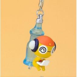 Keroro - Keyholder - Bottle Swing - Kururu - mod. 1