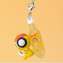 Keroro - Keyholder - Bottle Swing - Kururu - mod. 2