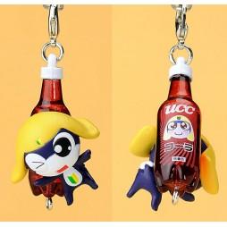 Keroro - Keyholder - Bottle Swing - Tamama - mod.3