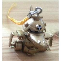 Yattaman - Strap - Yatterman Cell Phone Mascot Strap Set - Yattapellicano GOLD