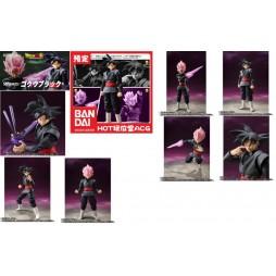 S.H. Figuarts Dragon Ball Super: Son Gokou Black Tamashi Web Exclusive