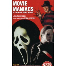 Movie Maniacs - Il Cinema Dei Serial Killer (Fabio Giovannini) - Libri - Cinema/Tv - Profondo Rosso - Brossura