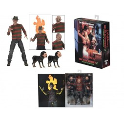 A Nightmare on Elm Street Part 2 - Freddy Krueger - Ultimate 7 Action Figure Neca