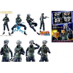 MegaHouse - Variable Action Heroes DX - Naruto - 1/8 scale - Hatake Kakashi - Action Figure