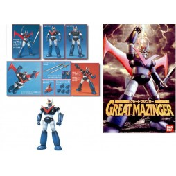 Great Mazinger - Grande Mazinga - Great Mazinger - Plastic Model Kit - Bandai