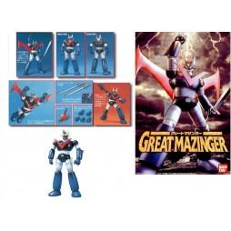 Great Mazinger - Grande Mazinga - Great Mazinger - Plastic Model Kit - Bandai