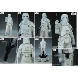Star Wars - The Empire Strikes Back - Snowtrooper Commander - Sixth Scale Figure - Sideshow Collectibles
