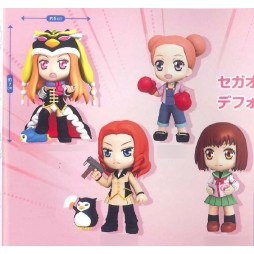 Mawaru Penguindrum - Cure Pretty character SET