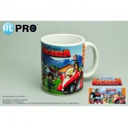Goldrake - Ufo Robot Grendizer - Tazza - Mug - Cup - Goldrake, Mizar, Rigel, Actarus, Buggy Ceramic
