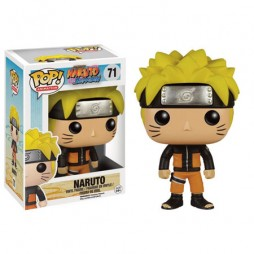 POP! Animation 071 Naruto Shippuden - Naruto Vinyl Figure