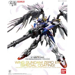 MG Master Grade - HiRM - Wing Gundam Zero EW [Special Coating] Colonies Liberation Organization Mobile suit XXXGOOWO Lim