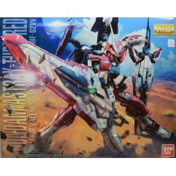 MG Master Grade - Seed - Astray Turn Red - Valerio Valeri\'s Use Mobile Suit MBF-02VV Premium Limited 1/100