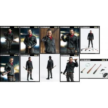 The Walking Dead - Three Zero 1/6 scale Action Figure - Negan