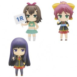 Nendoroid Petit Vol. 2 - Baka to test - Complete SET