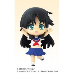 Nendoroid Petit Vol. 4 - To aru kagaku no Railgun - Saten Ruiko - Loose