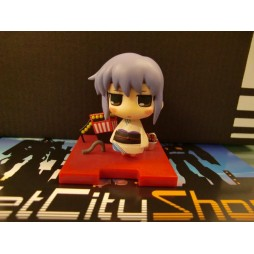 The Melancholy of Haruhi Suzumiya - Mini Chara Figure - Yuki Nagato - loose