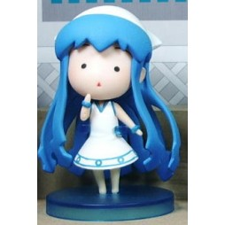The Invader Comes From the Bottom of the Sea - Minikko Shinryaku! - Petit Chara Prize Figure - Ika Musume Squid Girl 02