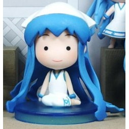 The Invader Comes From the Bottom of the Sea - Minikko Shinryaku! - Petit Chara Prize Figure - Ika Musume Squid Girl 03