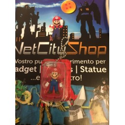Super Mario Wii - Keychain - Boxed Figure Set - Super Mario