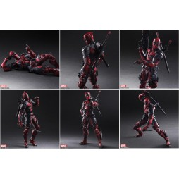 Play Arts Kai - Variant Play Arts Kai - Marvel Universe - Deadpool