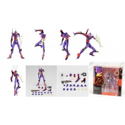 Revoltech - Kaiyodo Evangelion Evolution EV-015 - Evangelion: 2.0 - Evangelion Eva 01 Awake