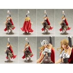 Bishouho Statue - Marvel Comics - Thor Statue - Marvel