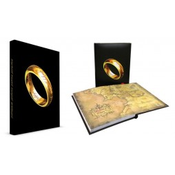 Lord Of The Rings - The One Ring - Notebook con logo luminoso 15x25