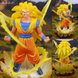 Dragon Ball - Megahouse Capsule Memorial 03 - SSJ3 SON GOKOU