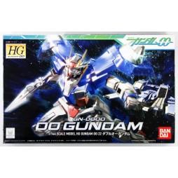 HG Double 0 022 - GN-0000 00 Gundam HG 1/144