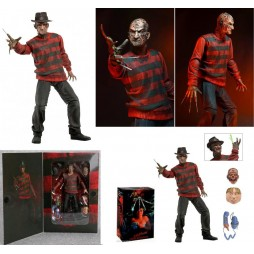 A Nightmare on Elm Street - Freddy Krueger -30th Anniversary 7 Action Figure Neca