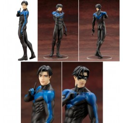 Dc Comics - Batman - Kotobukiya IKEMEN - 1/7 Scale - Pre Painted PVC Statue - Nightwing